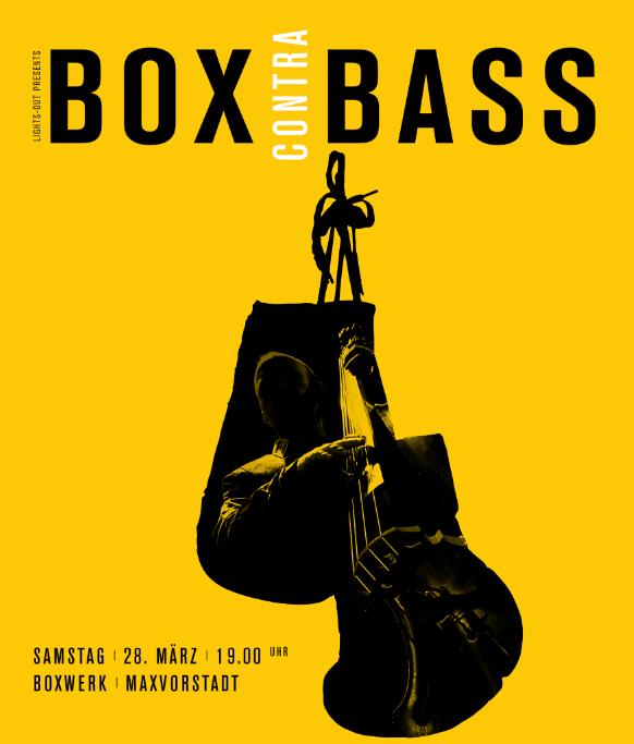 Box Contra Bass
